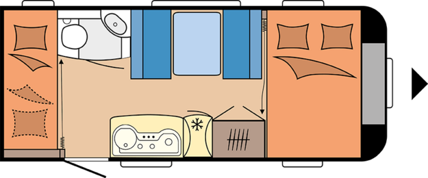 wypożyczalnia przyczep campingowych