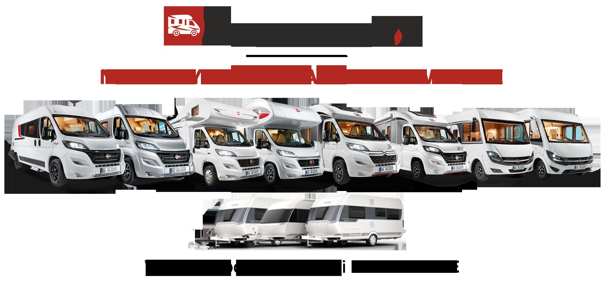 Wynajem kamperów i przyczep kempingowych Poznań